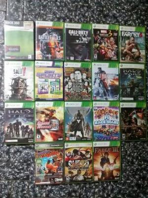 Jogos de Xbox 360 originais na caixa veja a lista