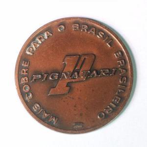 Medalha da empresa Pignatari -