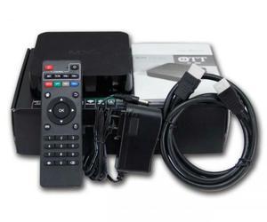Smart tv Box Transforme sua tv em Smart