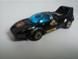 Super Máquina Transformers Estrela Anos 80
