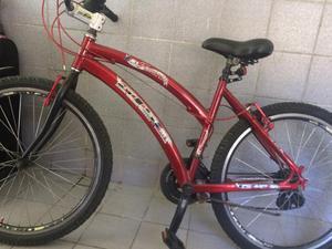 """Bicicleta aro 26"""" alumínio"""
