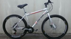 Bike Bicicleta aro 29 MORMAII SUPER NOVA * Linda