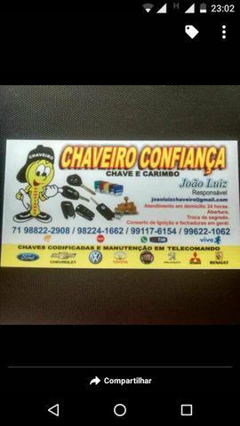 Chaveiro em Lauro de Freitas