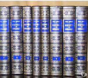 """Coleção """"A História da Filosofia"""" Will Durant 14 volumes"""