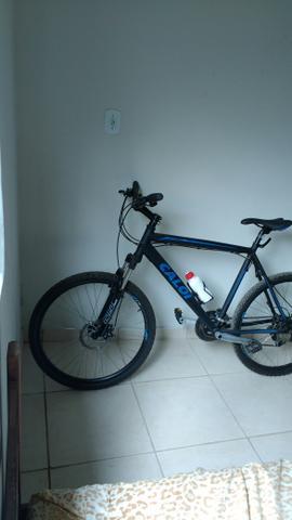 Vendo bicicleta caloi seminova,