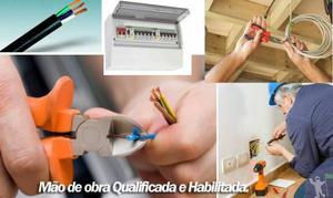 Eletricista-Promoção(Cerca Elétrica e Portão