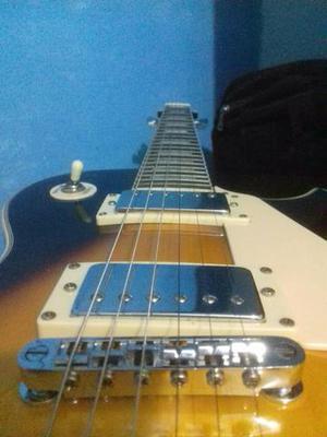 Guitarra Les Paul vendo /troco