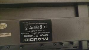 Placa m-audio + controlador m-audio