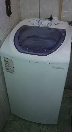 Vendo máquina de lavar de 6 kls