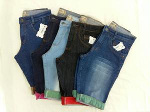 Atacado bermuda masculina jeans