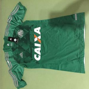 Camiseta Palmeiras feminina