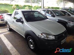 Fiat Strada Working 1.4 2015 / 2016 Branco Flex 2P Manual