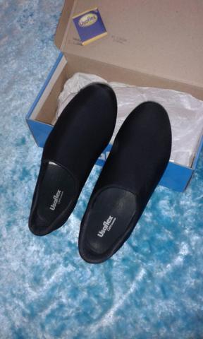 Sapato Usaflex 38 Preto