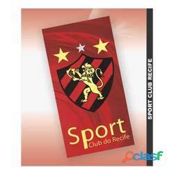 Toalha Praia Velour AF-958 (01) Estampado Sport Club Recife