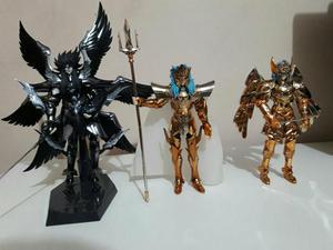 Action Figures da linha Cloth Myths [Originais] - Cavaleiros