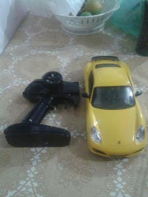 Carrinho de controle remoto 49hmz, Porsche Cayman R