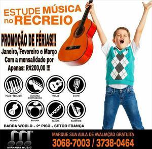 Curso de Musica livre