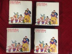 Discos de vinil - Coleção de Walt Disney