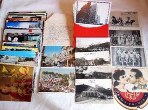 L 13 - Coleção de Postais Nacionais e Estrangeiros