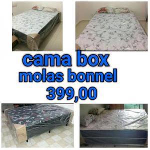 Ofertaaa cama box  imperdivel temos tudo para sua casa