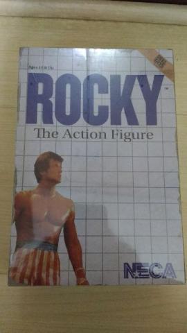 Rocky Balboa Classic Video Game - Neca Lacrado