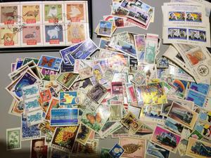 Selos para coleção