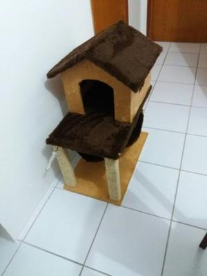 Arranhador para Gato com rede