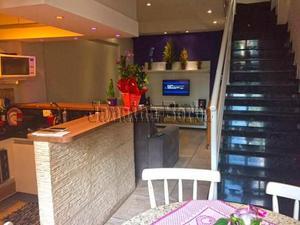Lindo Duplex Predio frente a praia 2 suites São Vicente sp