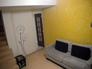 Casa 2 dorms, em condomínio fechado – Jd. Novo Campos