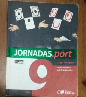 Livro Jornadas.port 9° ano Usado