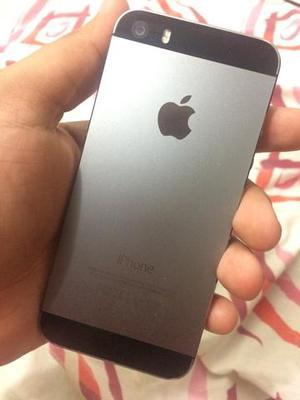 Vendo IPhone 5s Black 16gb completo