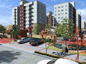 apartamento 2 dormitórios, 1 vaga apartir 165mil!!! bairro
