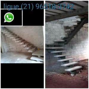 Escadas de concreto,zap  em todo grande e gesso