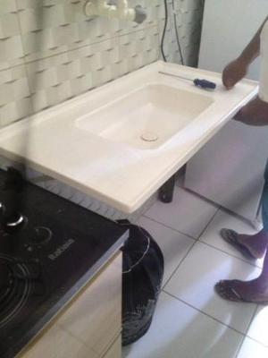 Pia de cozinha - Pouco uso, muito conservada e baratíssima