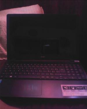 Acer Aspire E15 - HD pra trocar
