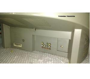 Vendo 2 Tvs, 1 Toshiba 29 e 1 Samsung 21 com controles
