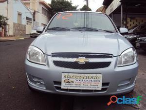 Chevrolet GM Prisma LT 1.4 2012 / 2012 Prata Flex 4P Manual