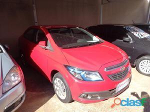 Chevrolet GM Prisma LT 1.4 2014 / 2015 Vermelho Flex 4P