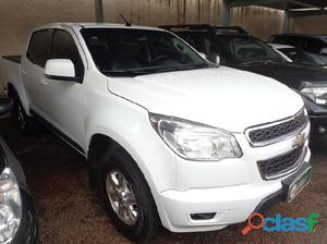 Chevrolet GM S10 LT 2.4 2012 / 2013 Branco Flex 4P Manual