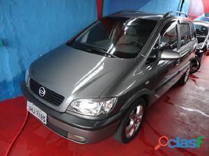 Chevrolet GM Zafira CD 2.0 2004 / 2004 Cinza Gasolina 4P