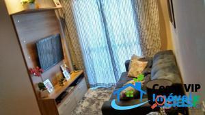 Excelente Apartamento de 2 dormitórios com 1 vaga de