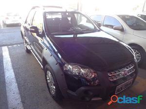 Fiat Strada Adventure CD 1.8 2011 / 2012 Preto Flex 2P
