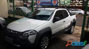 Fiat Strada Adventure CD 1.8 2014 / 2015 Branco Flex 3P