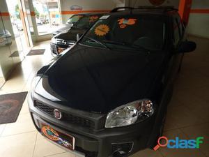 Fiat Strada Working 1.4 2014 / 2015 Azul Flex 3P Manual
