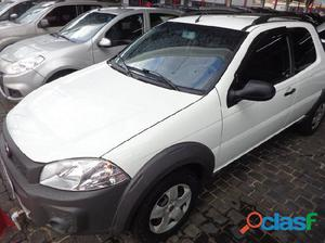 Fiat Strada Working 1.4 2015 / 2016 Branco Flex 3P Manual
