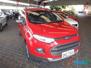 Ford EcoSport FreeStyle 1.6 2012 / 2013 Vermelho Flex 4P