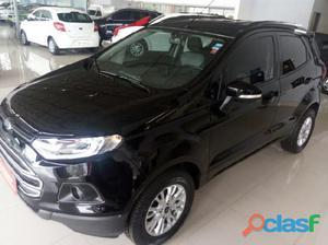 Ford EcoSport SE 2.0 2015 / 2015 Preto Flex 4P Automatico
