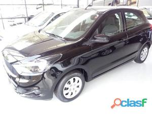 Ford Ka SE 1.0 2015 / 2016 Preto Flex 4P Manual