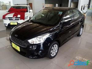 Ford Ka SE 1.5 2015 / 2016 Preto Flex 4P Manual