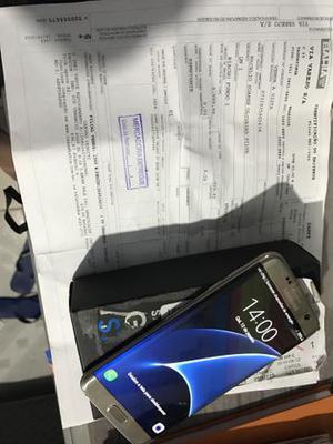 Galaxy s7 edge 32gb na caixa com nota fiscal